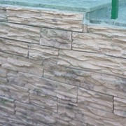Декоративный камень Скала для наружной и внутренней отделки фото