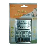 Зарядное устройство C.F.L. RB-4310A, Зарядное устройство для сотовых, Устройства зарядные для мобильных телефонов фото