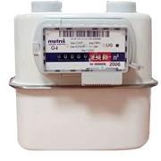 Правильный счетчик газа Metrix G-1,6 фото