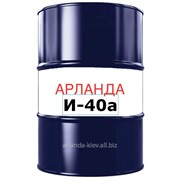 Масло индустриальное И-40а ГОСТ (Лукойл) за 1л фото