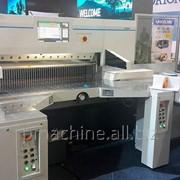 Бумагорезальная машина GUOWANG (Гуованг) MasterCUT K-137T (1370 мм) фото