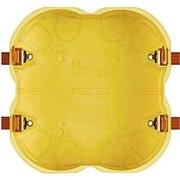 Коробка установочная для г/к 3+3 мод 109x114x51 Bticino фото