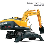 Экскаватор HYUNDAI R-210W9S фото