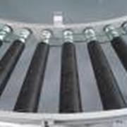 Конвейеры, транспортеры роликовые, рольганги для штучных грузов фото