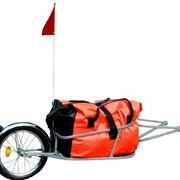 Туристический велотрейлер (велоприцеп) трейлер фото