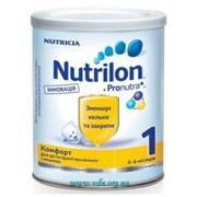Смесь молочная Nutricia Nutrilon Комфорт 1, 400г (от 0 до 6мес) фото
