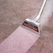 Химчистка ковровых покрытий фото