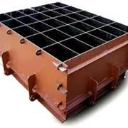 Формы для заливки массива на производствах с использованием резательной технологии, резательный комплекс для пенобетона и газобетона, фото