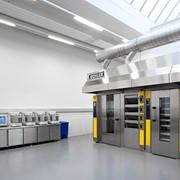 Центр инноваций в хлебопекарной промышленности. фото