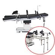 Стол операционный операционный электромеханический STARTECH ST-D.IC NEW с ортопедической приставкой навесной фото