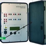Диагностика выключателей SA5 ELCON Швеция фото
