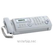 Факс Panasonic KX-FP218UA White (термоперенос) мятая упаковка, код 66516 фото