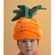 Шапочка Морковка С2104 фото