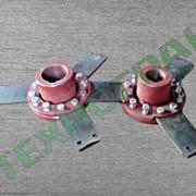Муфта гранулятора ОГМ - Запасные части для грануляторов, прессов-брикетировщиков фото