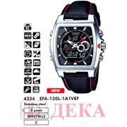 Часы CASIO EFA-120L-1A1VEF фото
