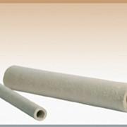 Трубки огнеупорные теплоизоляционные стекловолокнистые картонные МКРКТТ-500 фото