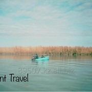 Летняя рыбалка в Казахстане фото