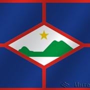 Флаг национальный Синт-Эстатиус фото