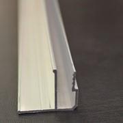 Потолочный профиль для натяжных потолков (алюминиевый) фото