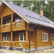 Дом из дерева СД-3 фото