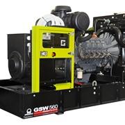 Дизельные генераторы, электростанция 450 КВА фото