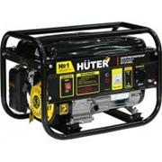 Генератор бензиновый Huter DY2500L, 2кВт, 220В фото