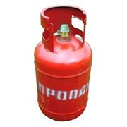 Баллон пропановый 27 литров с вентилем (оборотный) фото