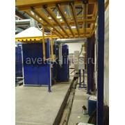 Печь полимеризации проходная Avetek CH 301218e фото