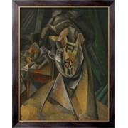 Картина Женщина с грушами, Пикассо, Пабло фото