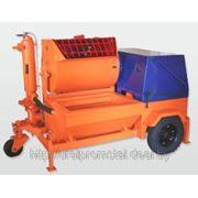 Агрегат для работы со строительными растворами АШС-2500 фото