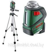 Нивелир лазерный PLL 360 + штатив Bosch 0603663001 фото