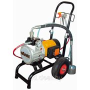 Аппарат окрасочный безвоздушного распыления высокого давления HAMER JC6 фото