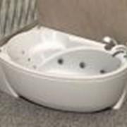 Акриловая ванна Бетта 150 с экраном АКВАТЕК фото