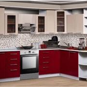 """Набор мебели для кухни угловой """"Виола"""" фото"""