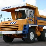 Самосвал карьерный БелАЗ, серия 7540, грузоподъемность 30 тонн фото