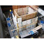 Пластиковая опалубка EPIC-ECO для стен, колонн, фундаментов, лифтовых шахт