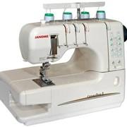 Плоскошовная (распошивальная) машина JANOME Cov Pro II фото