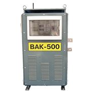 Выпрямитель для гальваники ВАК-500 фото