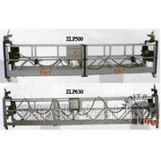 Люльки строительные (подъемники фасадные) Truemax ZLP (стальные оцинкованные) фото