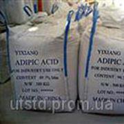 Адипиновая кислота (гександиовая кислота, 1,4-бутандикарбоновая кислота) ГОСТ 10558-80 фото
