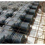 Опалубка MODULO для вентилируемых монолитных фундаментов фото