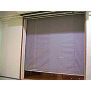 Огнезащитные шторы фото