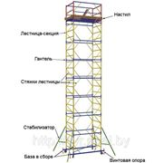 Вышка тура МЕГА-1 фото