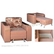 Изготовление и обивка кресло-кроватей. фото