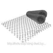 Сетка-рабица 50х50 оцинкованная (15м2) фото