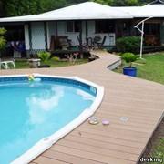 Обрамления бассейнов фото