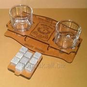 Камни для виски - упаковка подарочная. фото