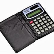 Калькулятор 106271 EC KK 568 A пластиковый чехол р.8 ( цена за 1 шт.) фото
