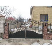 Ворота распашные в гомеле