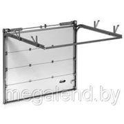 Гаражные секционные ворота Alutech 2375х2085 мм фото